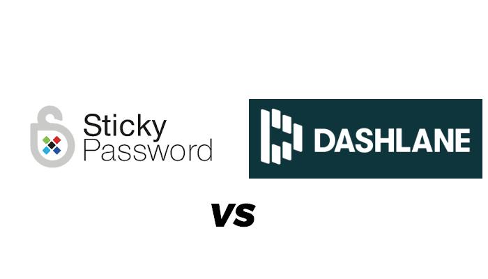 Sticky Password vs dashlane