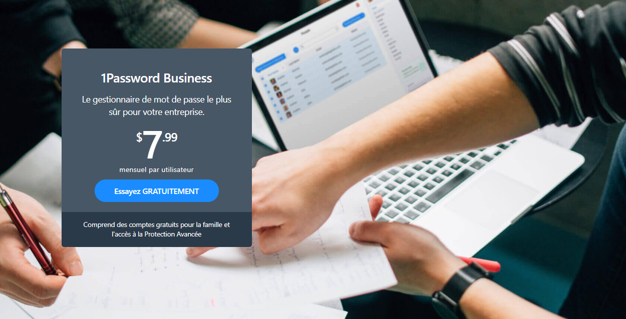 1password business