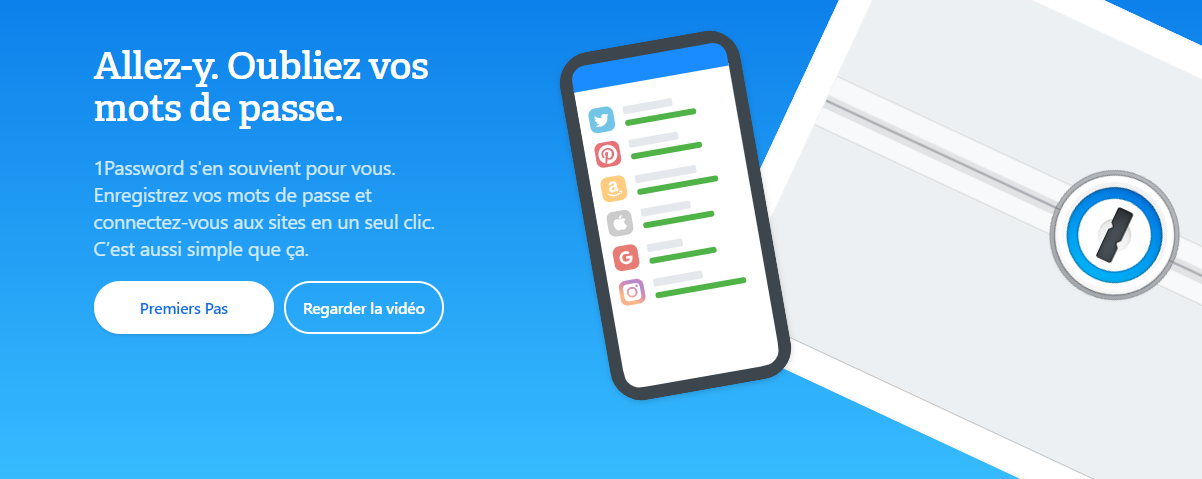 1password essai gratuit
