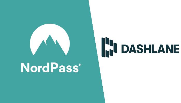 NordPass vs Dashlane